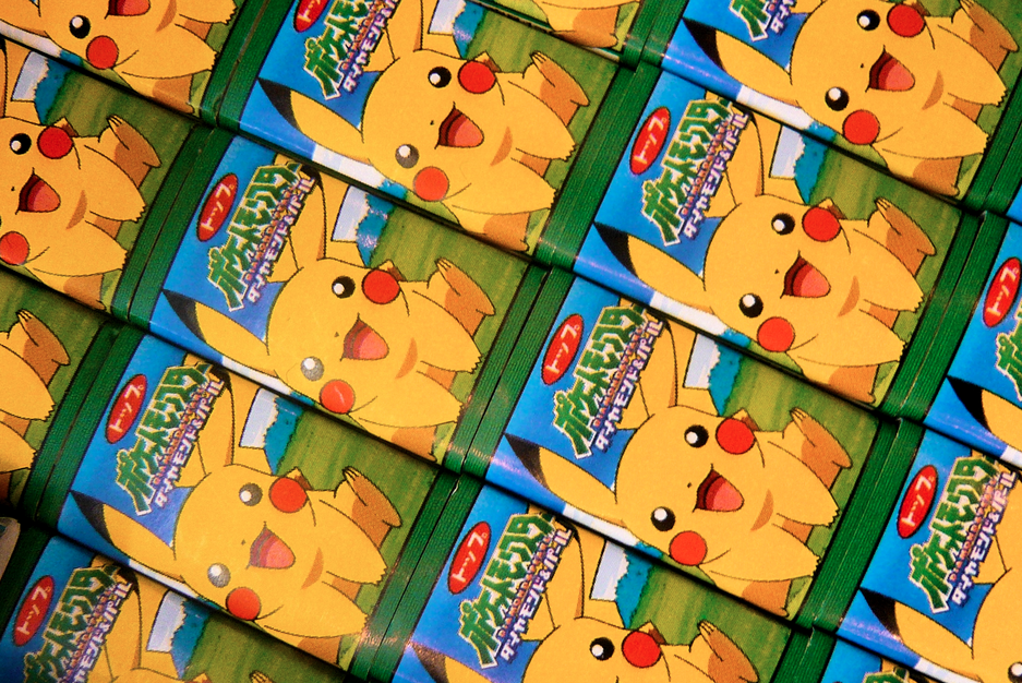Pokemon Candy: Candies & Snacks have never been this Cute!