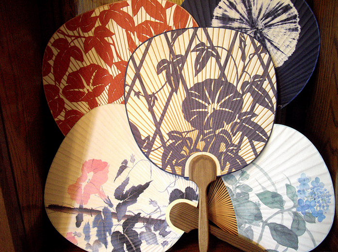 What is an Uchiwa?