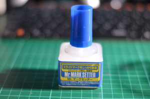 Tools and materials to prepare: 6. Mr. Mark Setter