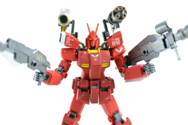 Gunpla Tutorial: How to Decal your Gundam Plastic Model (dry transfer and water slide decals)