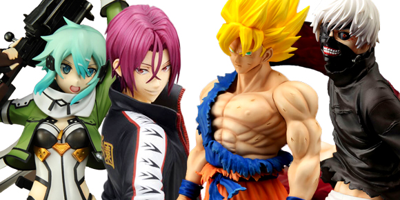Summer 2015: 14 Highly Anticipated and New Figure Releases