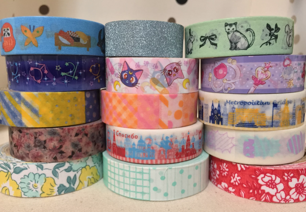 Japanese Washi Tape Crafts: Turn the Ordinary into the Oh-so-Kawaii!