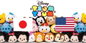 Japanese Tsum Tsum Plushies vs. The American Variety: What's the Difference?