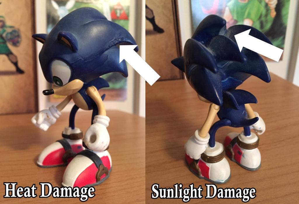 Sunlight Heat