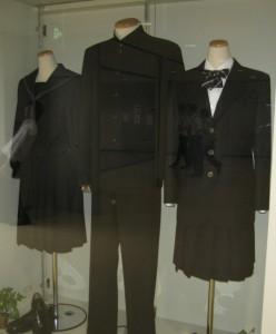 Japanese high school uniform