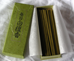 Best Japanese Incense Brands: Nippon Kodo incense