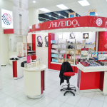 Japanese Beauty Kiosk