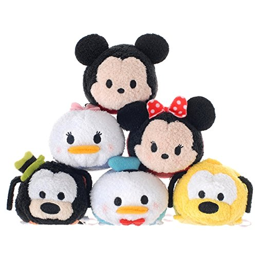 Tsum Tsum Disney Japan: Plushies and Beyond
