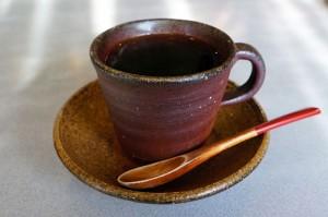 bizen tea cup