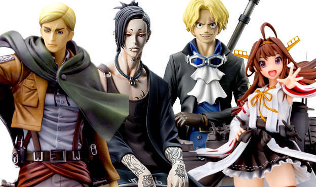 Anime Figure Showcase 2015: Top 10 Most Anticipated Fall Releases