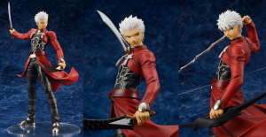 Fate/Stay Night [Unlimited Blade Works] - Archer 1/8 Figure
