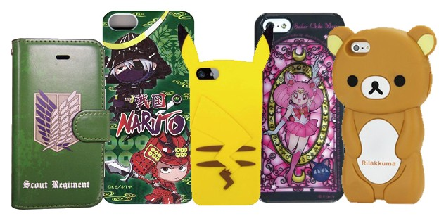 Top 10 Anime Phone Cases for iPhone