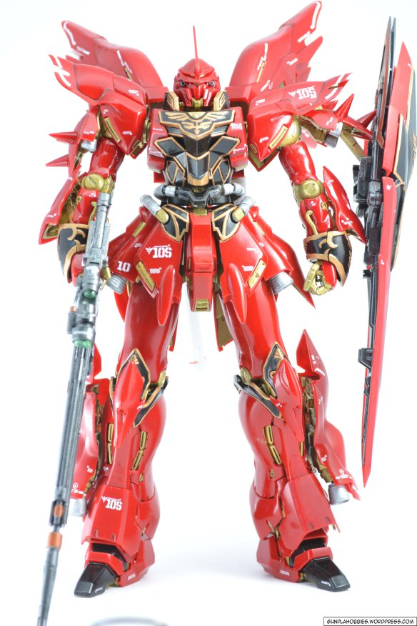 Gundam Gupla figurine