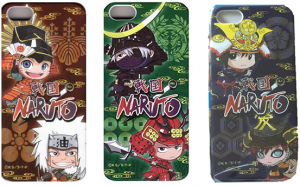 Naruto iPhone case