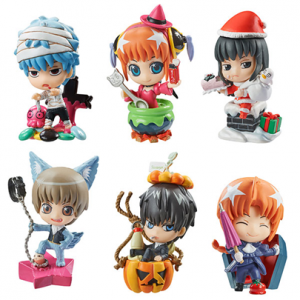 petite chara land autumn and winter figurine