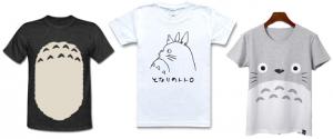 totoro t-shirts