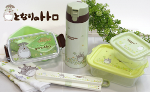 totoro lunch set