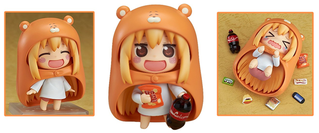Nendoroid - Himouto! Umaru-chan: Umaru