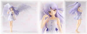 ASCII MEDIA WORKS – Tenshi 1/8 Scale Figure (Reissue Edition) | Angel Beats!