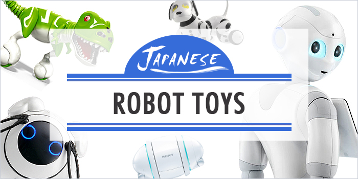 5 Cute Japanese Robot Toys to Spice Up Your Life