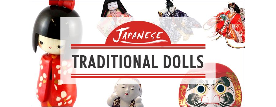 9 Traditional Japanese Dolls That Will Enhance Your Home's Decor