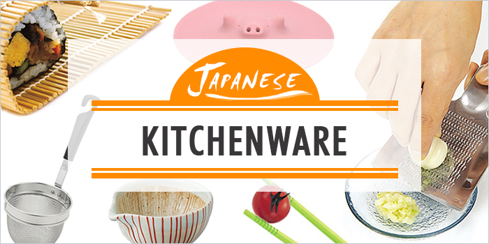 9 Japanese Kitchenware for Mastering Japanese Cooking