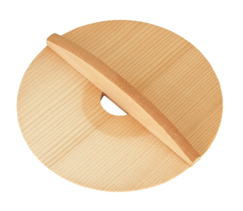 japanese wooden drop lid