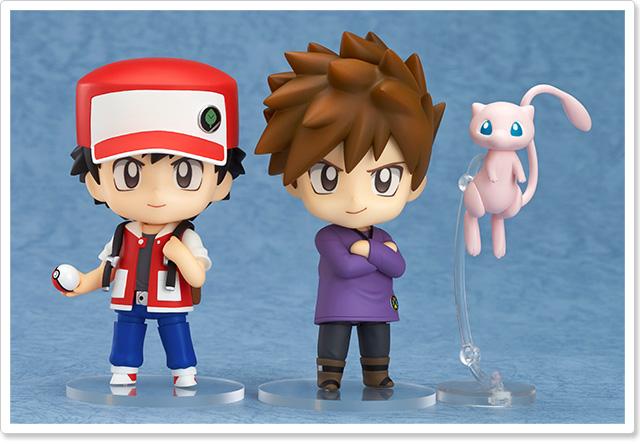 Limited Edition Pokemon 20th Anniversary Merch from Japan: Pokemon 20th Anniversary Nendoroid