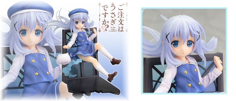 Kotobukiya - Is the Order a Rabbit?? - Chino 1/8 Complete Figure
