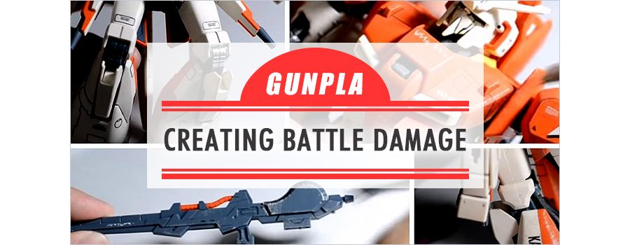 Gunpla Damage