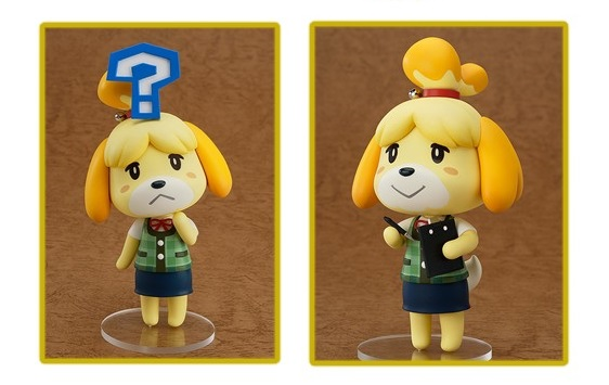 Nendoroid - Animal Crossing: Isabelle