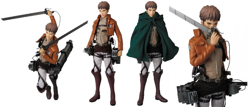 Real Action Heroes No. 732 - Jean Kirstein