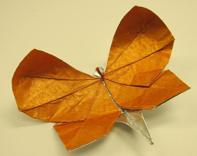 foil tissue paper