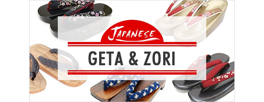 Japanese Sandals: What You Need to Know about Geta & Zori