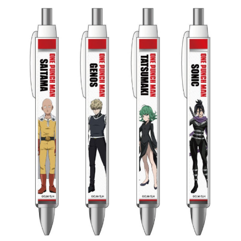 One Punch Man Pens