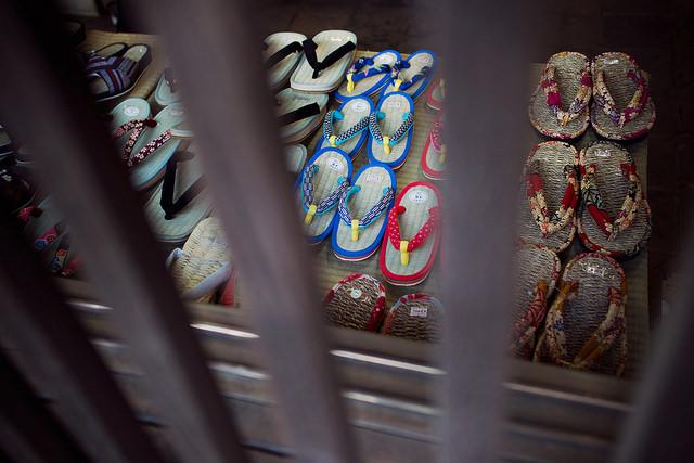 japanese flip flops