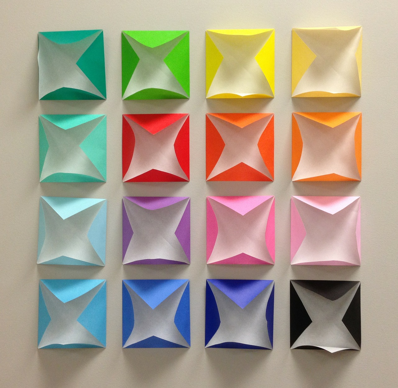 Japanese origami paper how to choose the right paper from japan blog - Origami origami origami ...