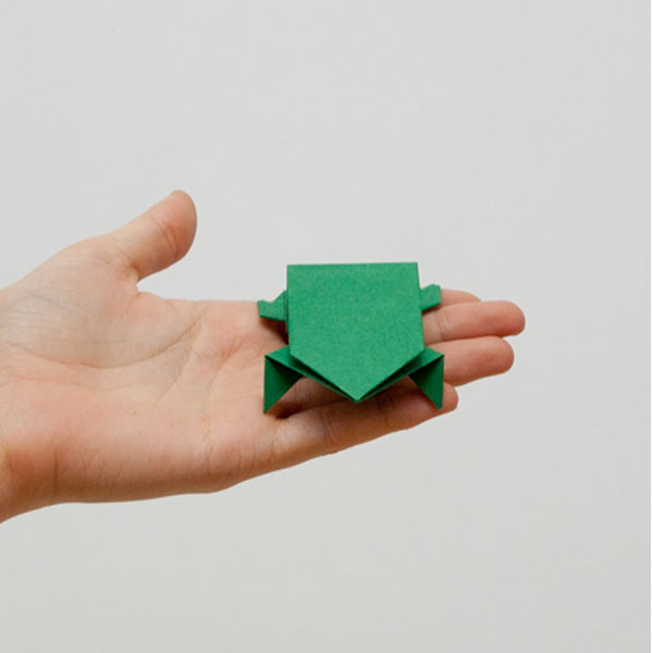 How To Make An Origami Frog In 15 Easy Steps