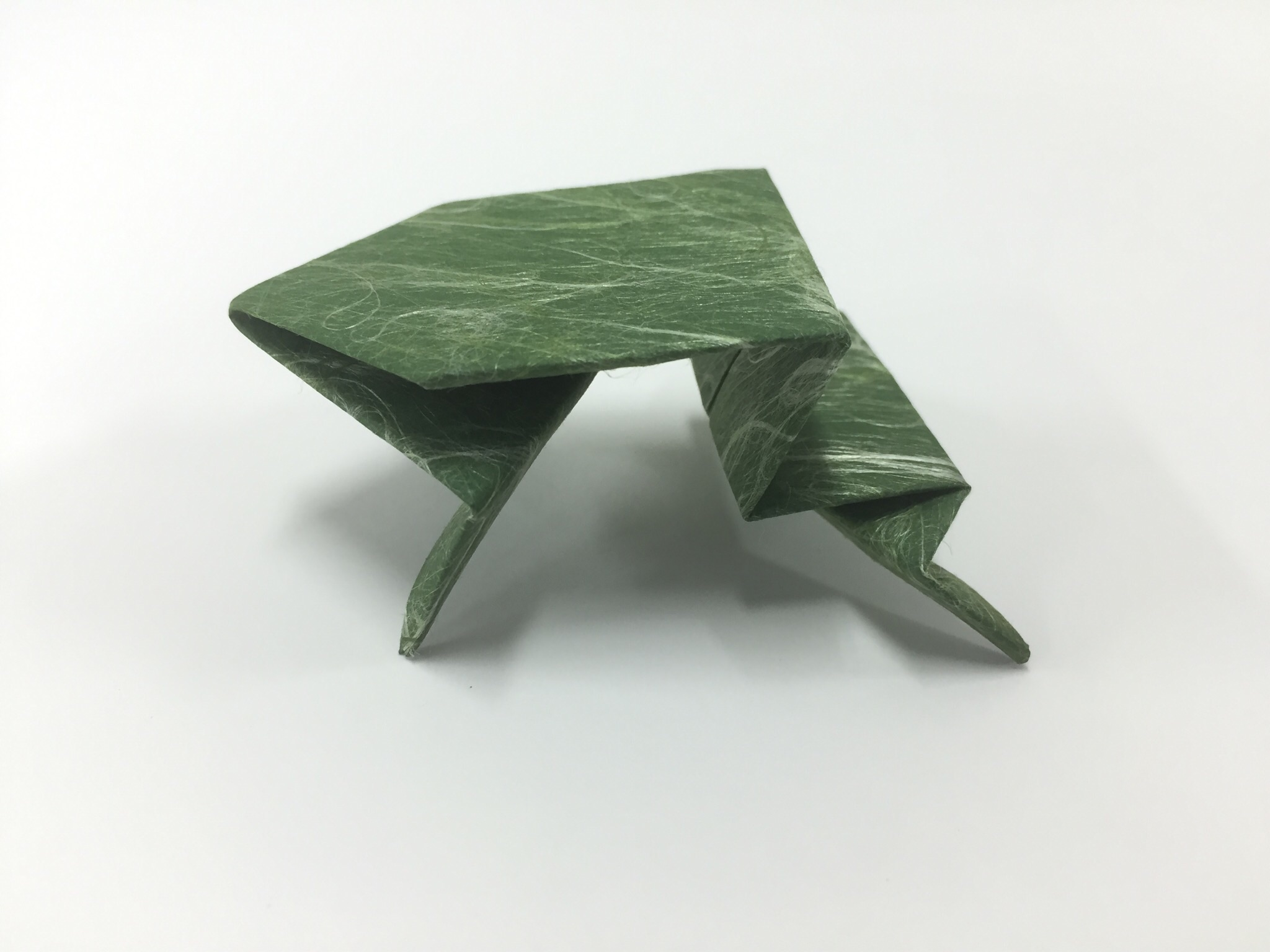 How to make an origami frog in 15 easy steps from japan blog you just learned how to make an origami frog jeuxipadfo Gallery