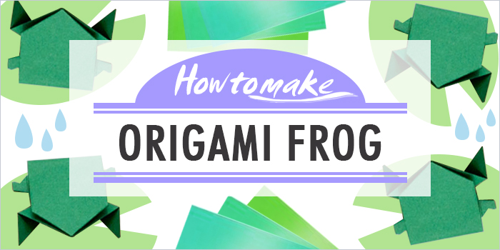 How To Make An Origami Frog In 15 Easy Steps From Japan Blog