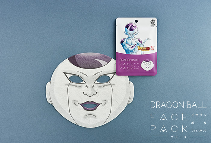 Dragon Ball Face Pack