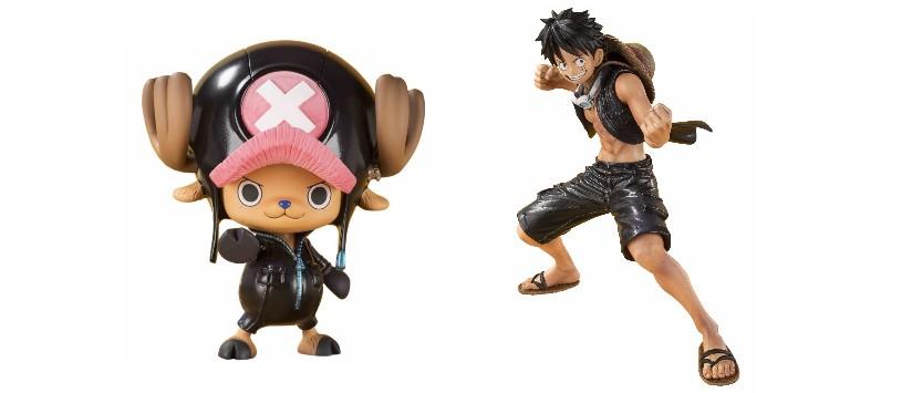 Figuarts ZERO – ONE PIECE FILM GOLD Ver.: Monkey D. Luffy and Chopper