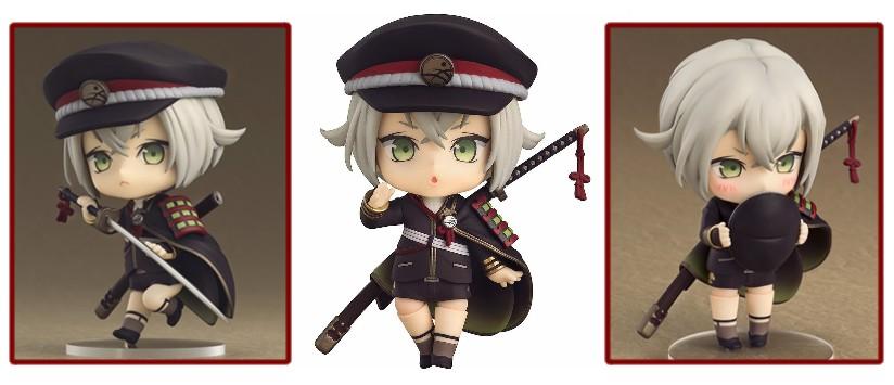 Nendoroid – Touken Ranbu Online: Hotarumaru