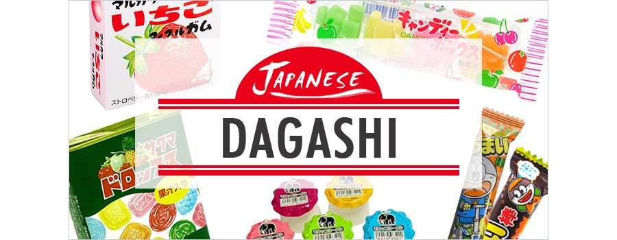 Travel Back in Time with These 10 Classic Japanese Dagashi