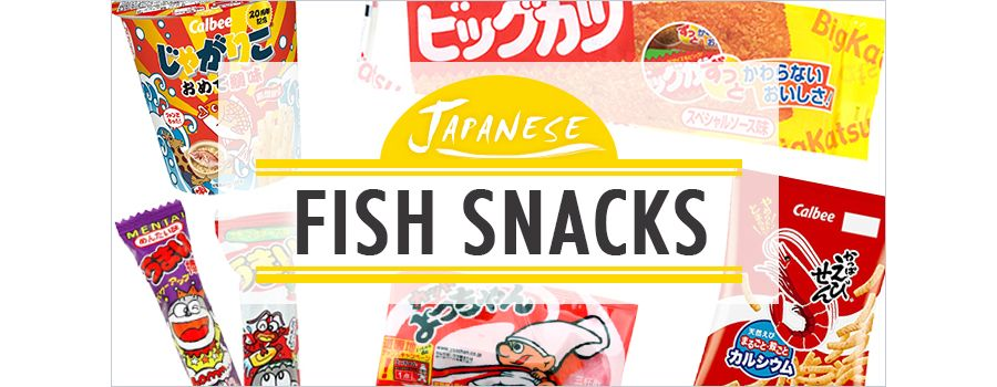 9 Japanese Fish Snacks for the Ultimate Seafood Lover