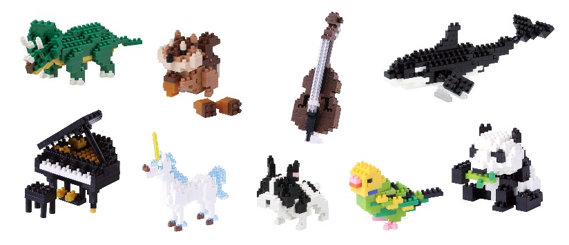 Miniature Collection nanoblock