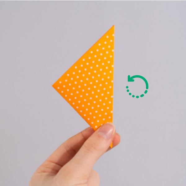 origami fox step 5