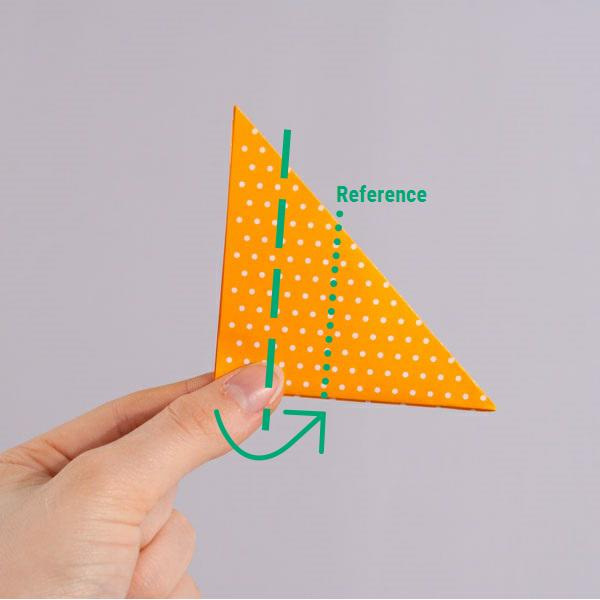 origami fox step 6