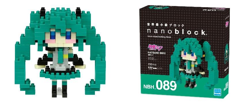 hatsune miku nanoblock