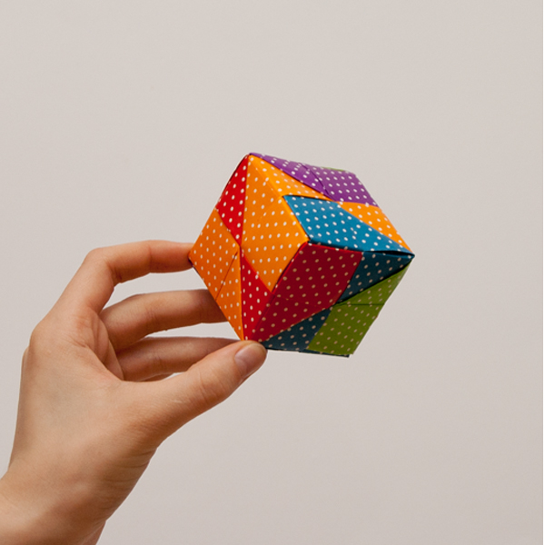 How To Make An Origami Cube In 18 Easy Steps From Japan Blog